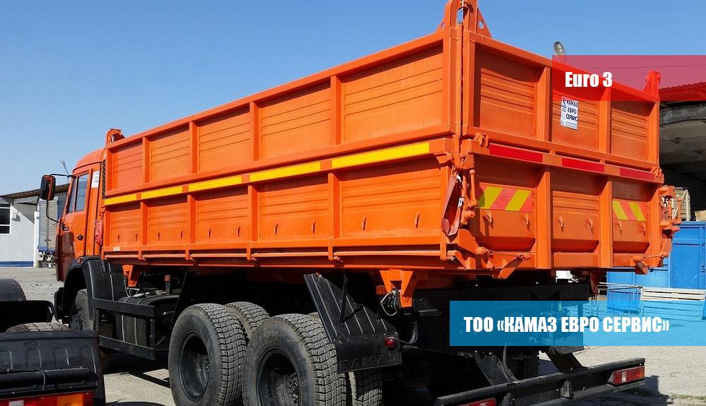 Самосвал КамАЗ 45143-012-15 (евро3)