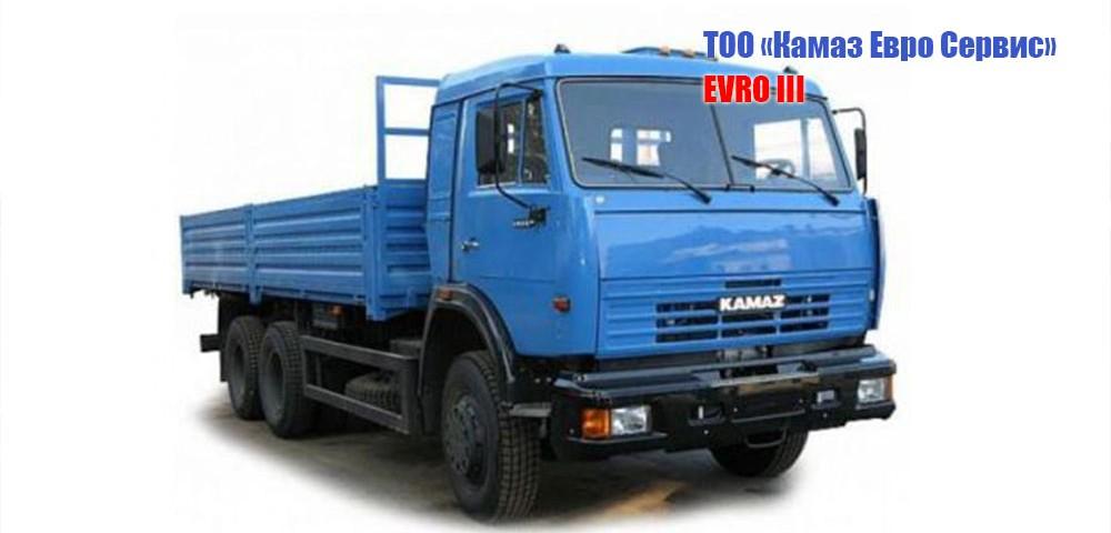 Бортовой КамАЗ-53215-052-15