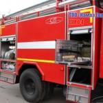 Автоцистерна пожарная АЦ 5,0-40 (43253)