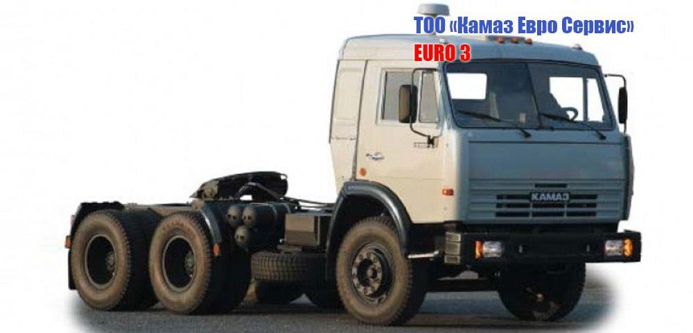 Седельный тягач КАМАЗ 54115-010-15
