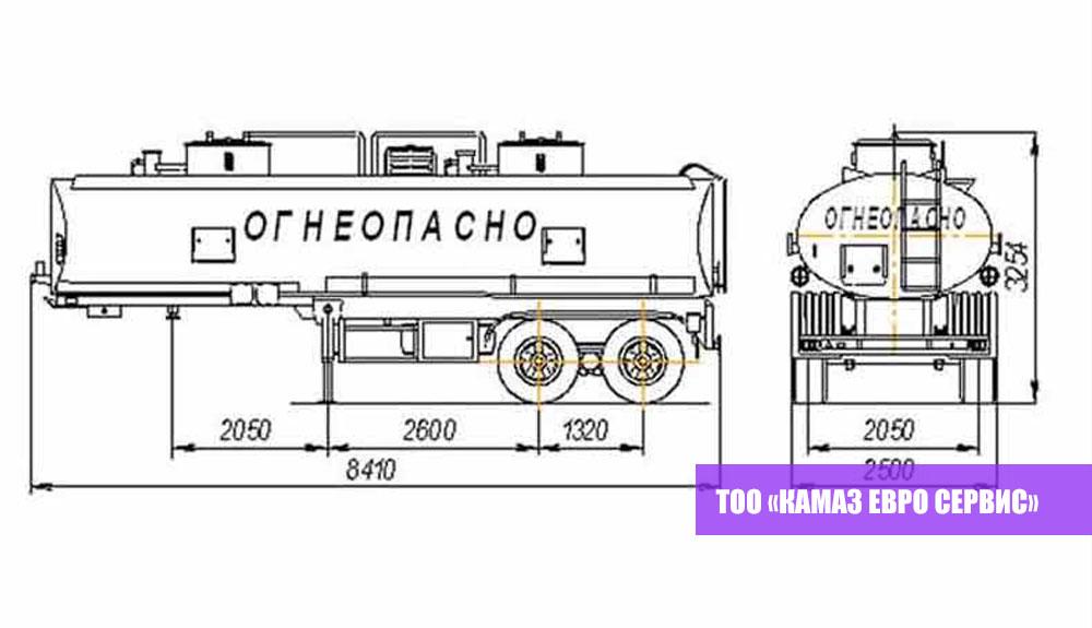 Автоцистерна-полуприцеп-НЕФАЗ-96741-130.96741-131,1