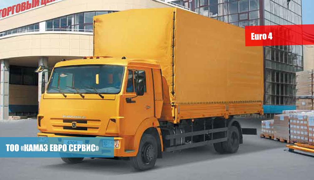 Бортовой-КамАЗ-4308-R4,3