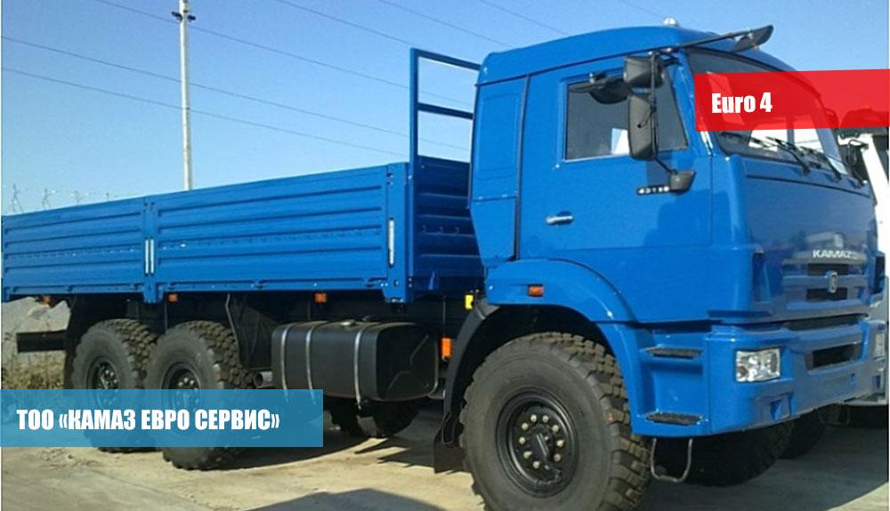 Бортовой-КамАЗ-43118-46,1