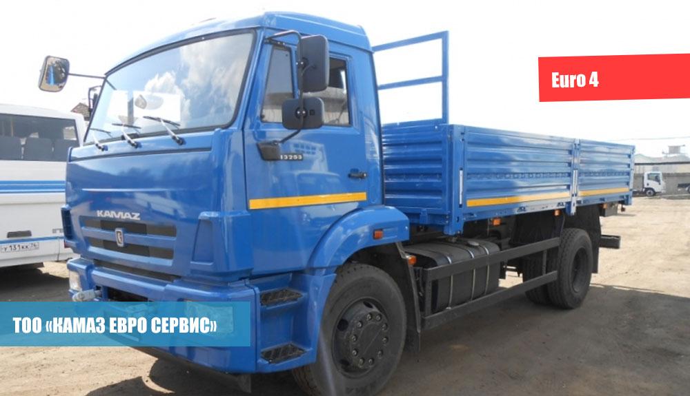 Бортовой-КамАЗ-43253-C4.1