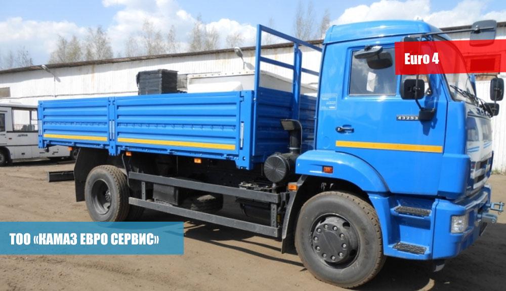 Бортовой-КамАЗ-43253-C4.2