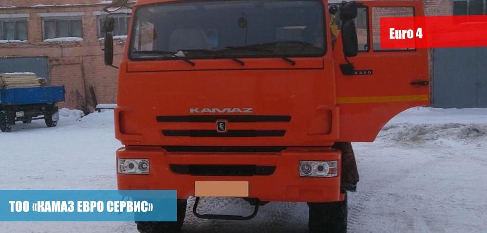 Бортовой КамАЗ-5350-42
