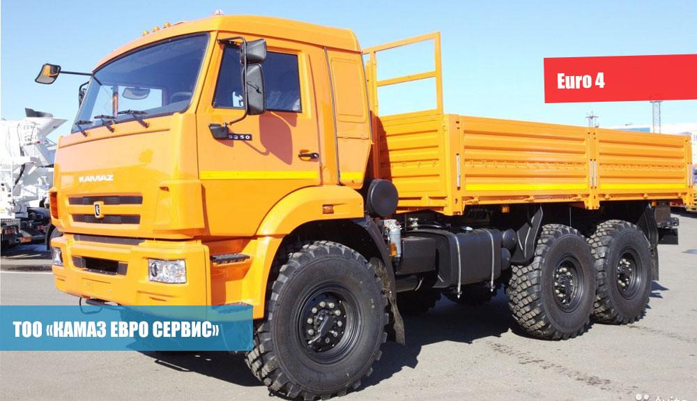 Бортовой-КамАЗ-5350-42,3