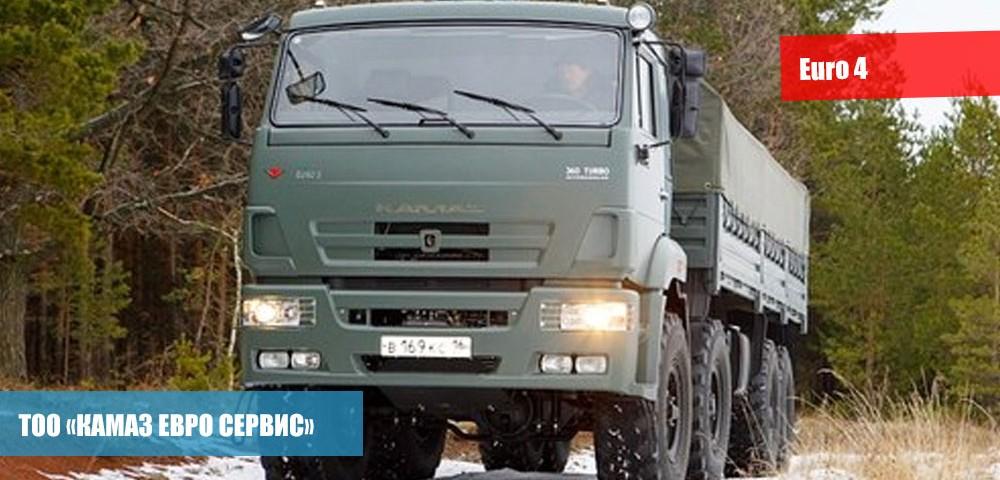 Бортовой-КамАЗ-63501-40.1