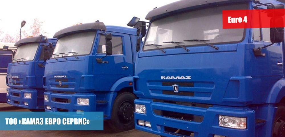 Бортовой КамАЗ-6360-73