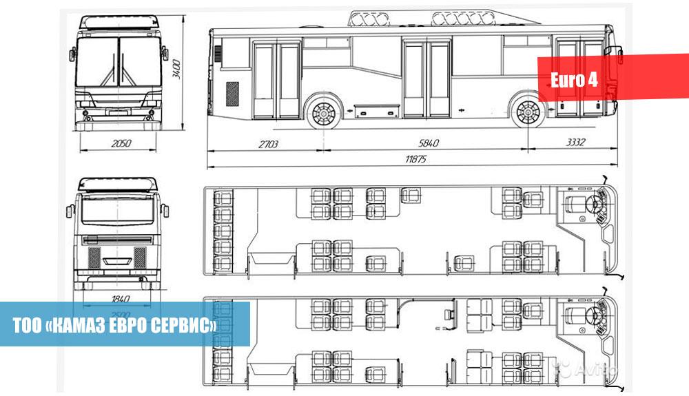 Городской-автобус--СРЕДНЕПОЛЬНЫЙ-НЕФАЗ-5299-20-31,3
