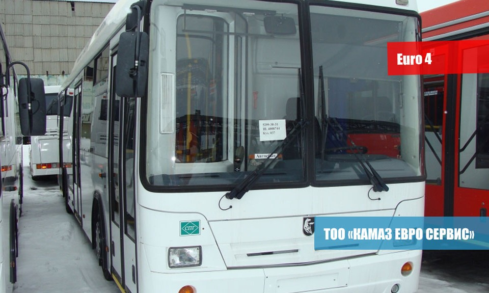 Городской автобус низкопольный НЕФАЗ 5299-30-31