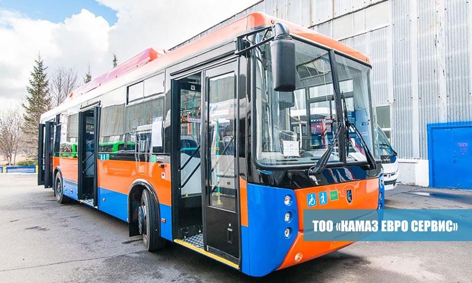 Городской автобус низкопольный НЕФАЗ 5299-30-51
