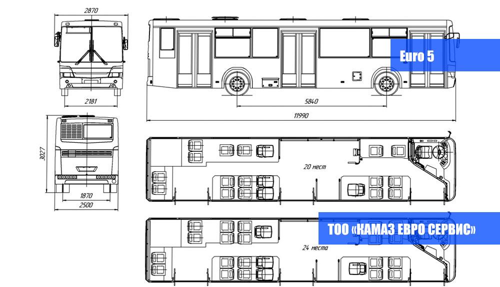 Городской-автобус-низкопольный-НЕФАЗ-5299-30-55,5