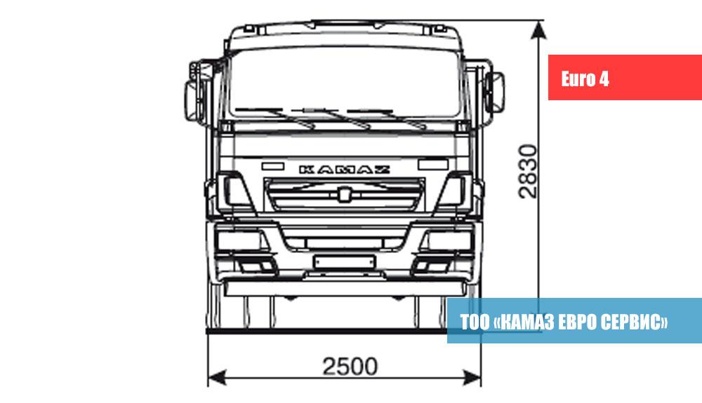 КАМАZ-43255-R4-2