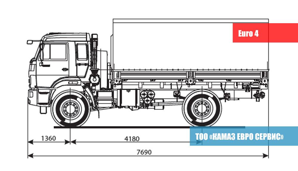 KАМАZ-43502-45