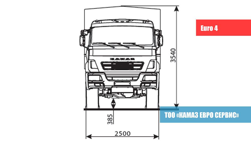 KАМАZ-43502-45-2