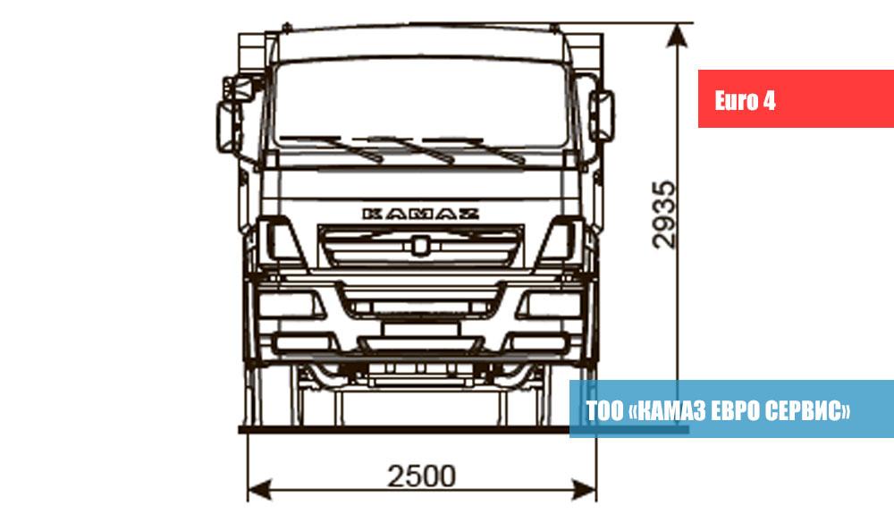 КАМАZ-53605-А4-2