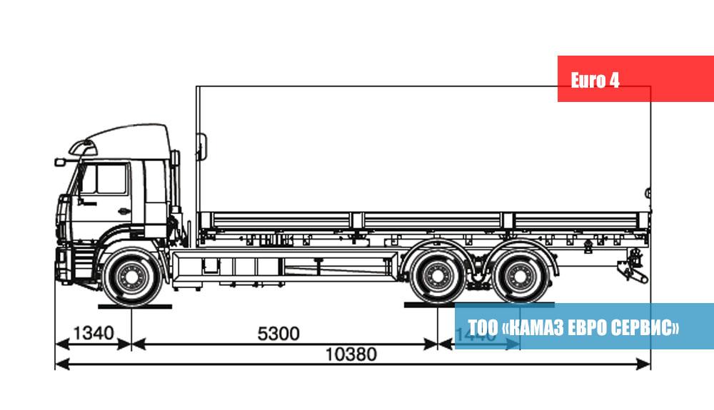 KАМАZ-6360-73-4