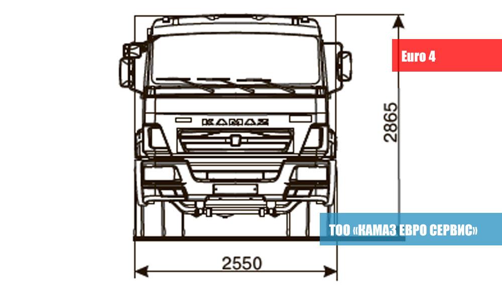 КАМАZ-65115-А4-2
