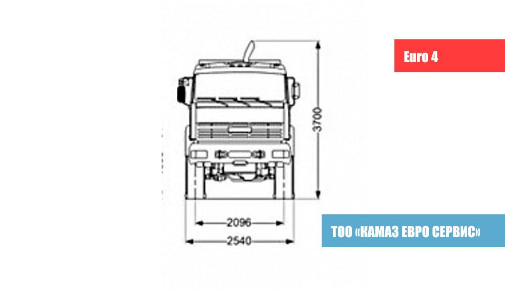 KAMAZ-6560-43-2