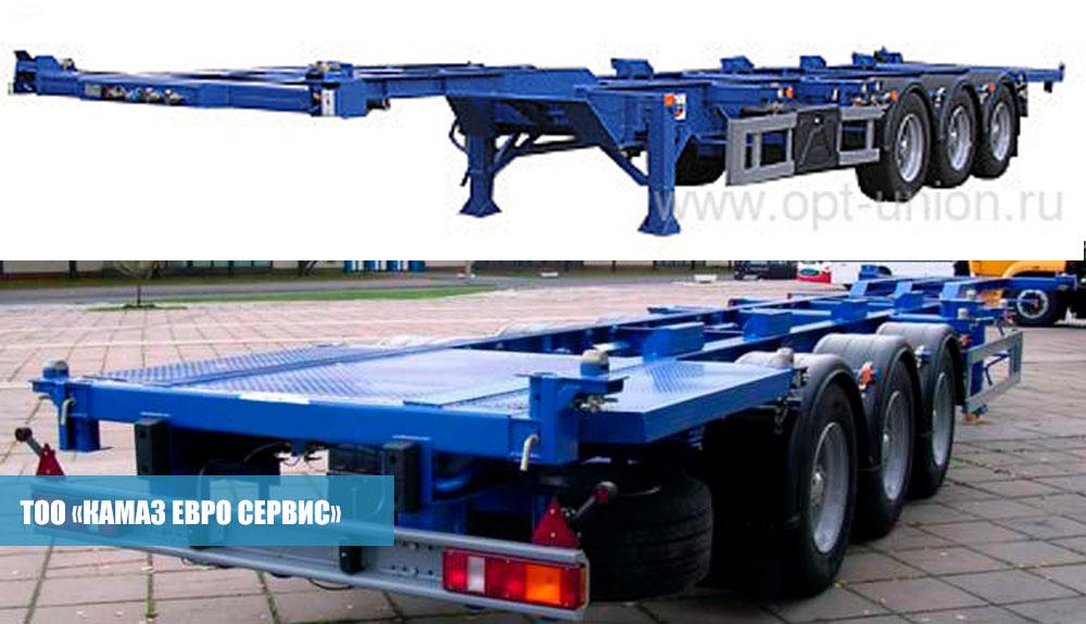 Полуприцеп-контейнеровоз-СЗАП-99051