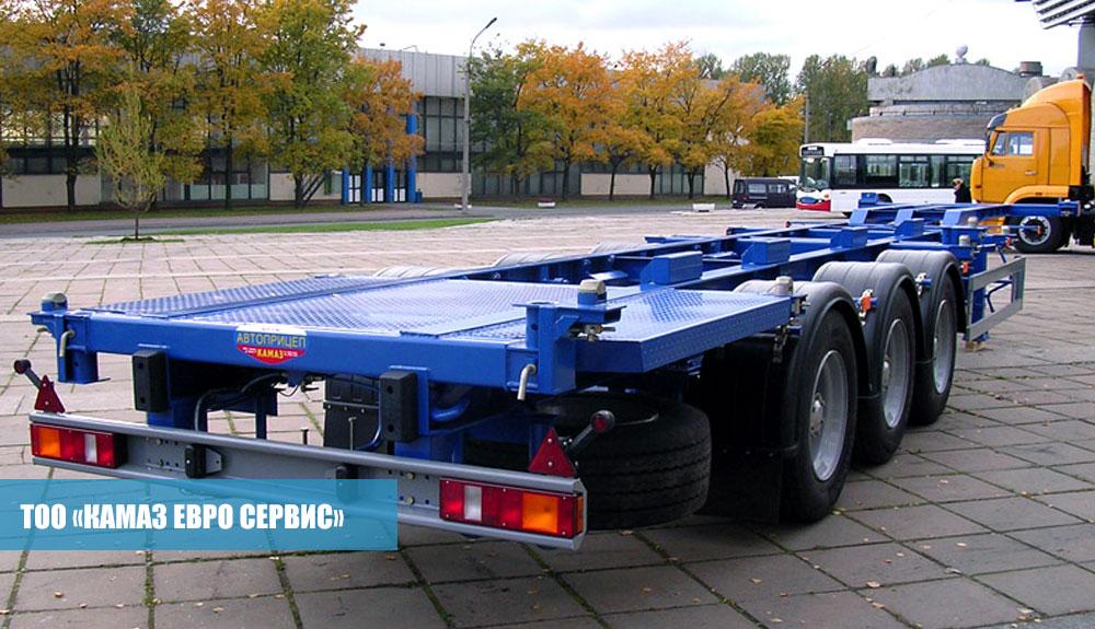 Полуприцеп-контейнеровоз-СЗАП-99051,5