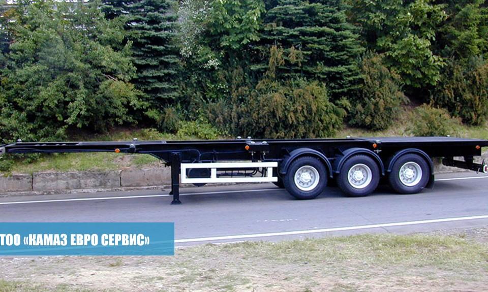 Полуприцеп контейнеровоз СЗАП-9915