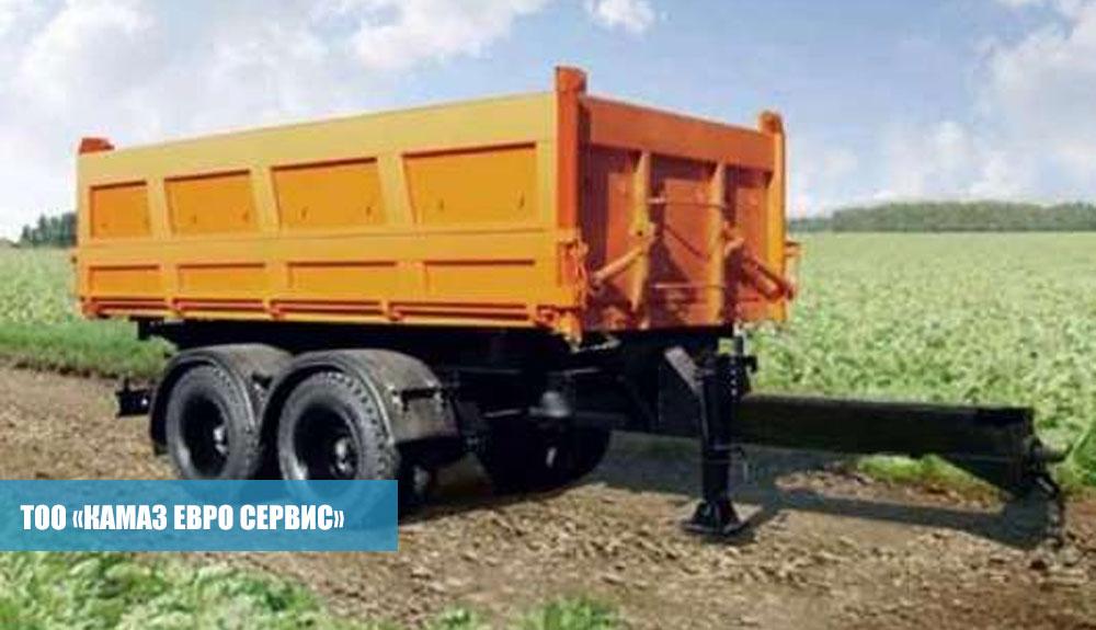 Прицеп-самосвальный-Тракторный-двускатный-СЗАП-8582Т,3