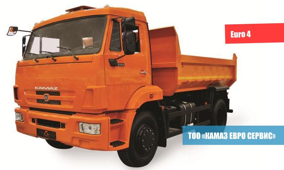 САМОСВАЛ-КамАЗ-43255-R4-1