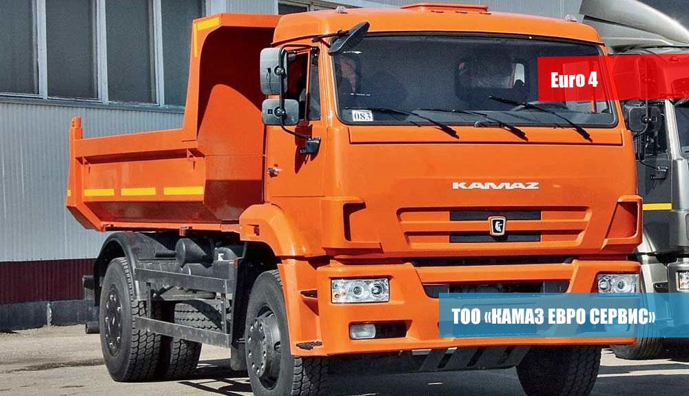 САМОСВАЛ-КамАЗ-53605-А4-2