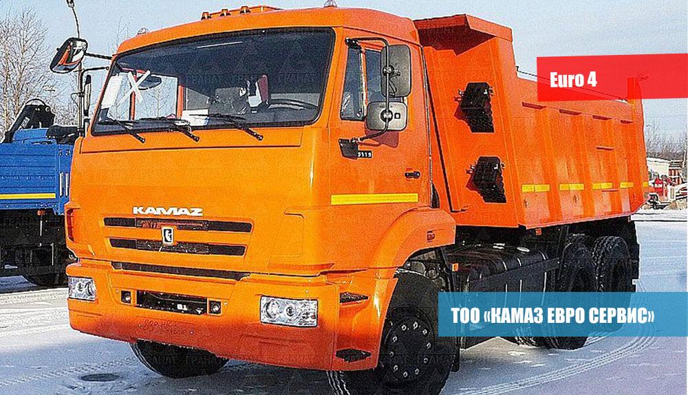 САМОСВАЛ-КамАЗ-65115-А4-3