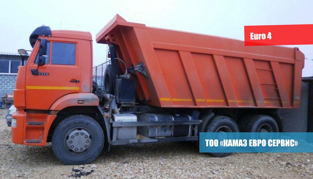 Самосвал-КамАЗ-6520-73-2