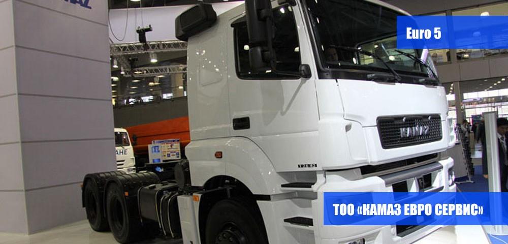 Бортовой КамАЗ-4308-R4