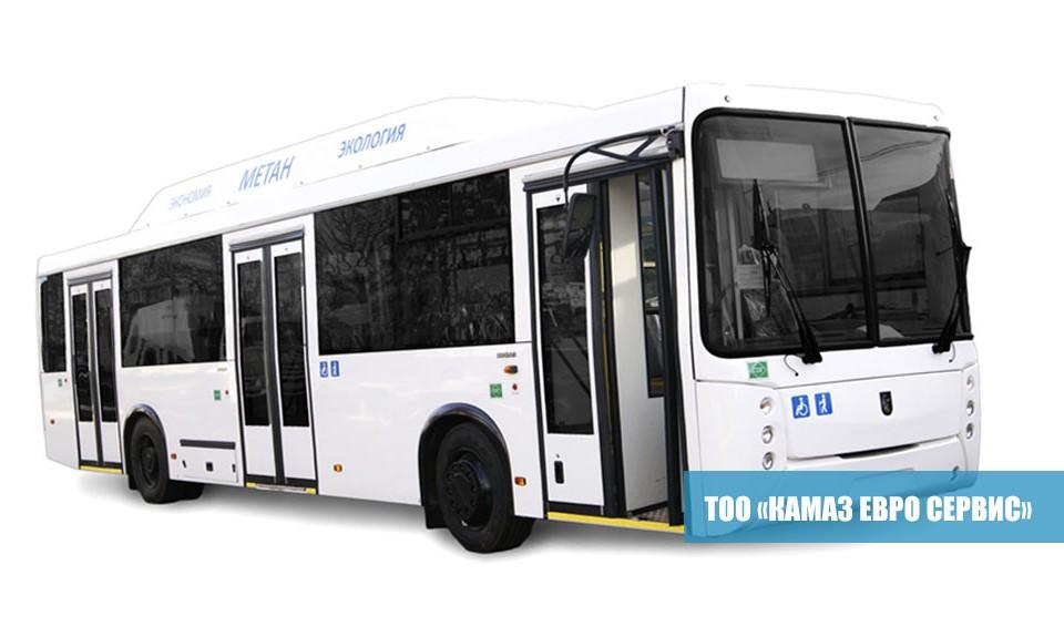 городской автобус низкопольный НЕФАЗ 5299-40-51